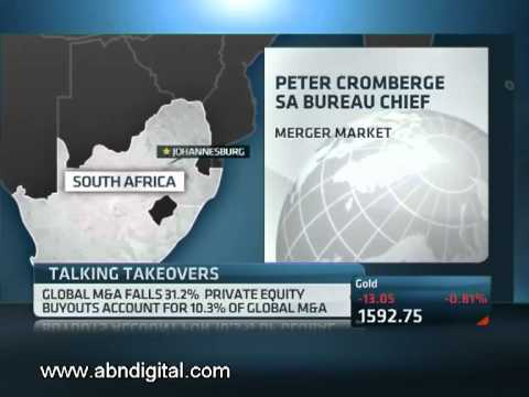 Global Mergers and Acquisitions with Peter Cromberge