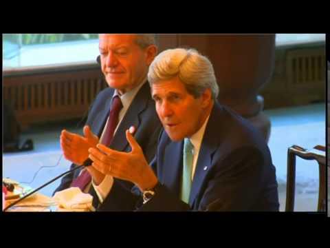 Secretary Kerry Comments on U.S.-China Economic Relations