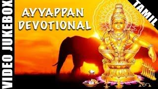 Ayyappa Devotional Tamil Songs Jukebox | Tamil Bakthi Padalgal | Top 10 Best Devotional Video Songs