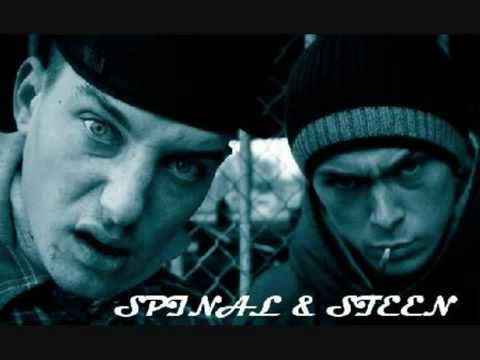 Spinal & Steen - Uitgezaaid