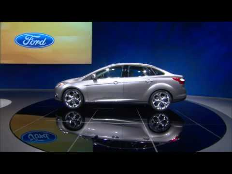 2012 Ford Focus - first Video