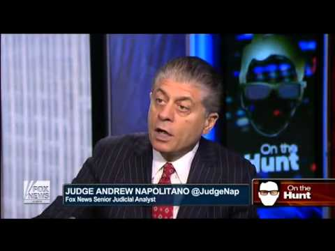 Judge Napolitano: I Would Encourage Victimized Groups To Sue The IRS