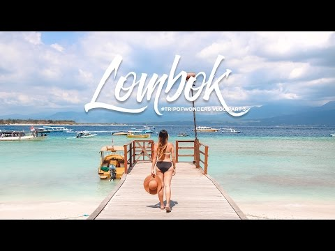 Trip of Wonders Vlog: Lombok, Indonesia (Part 3 / Day 6 to 7)