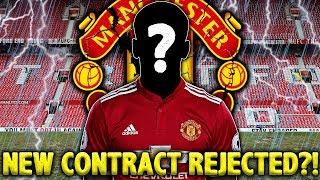 BREAKING: Anthony Martial Wants To LEAVE Manchester United?! | Transfer Talk