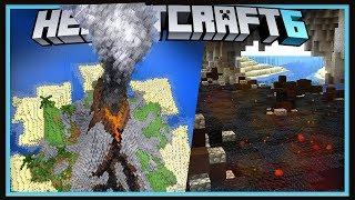 Hermitcraft Season 6: Starting The Volcano Storage Room! (Minecraft 1.13.1 survival  Ep.30)
