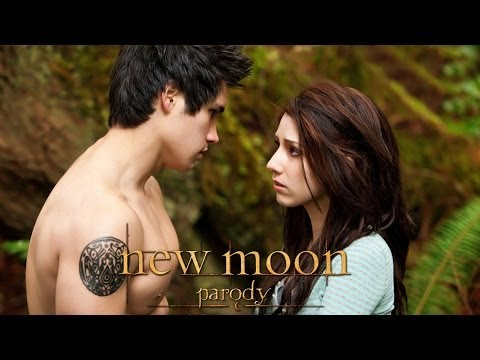 New Moon Parody by The Hillywood Show™ Music Videos