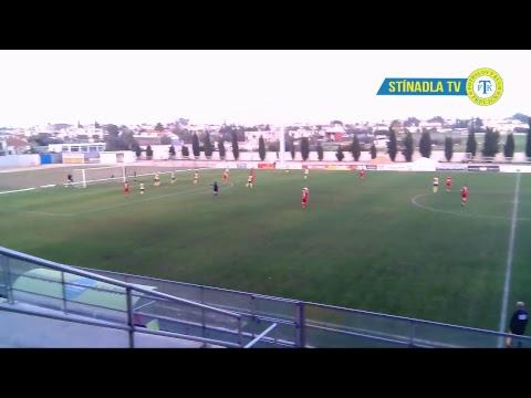 2. poločas přátelského utkání FK Teplice - Górnik Zabrze (26.1.2019)