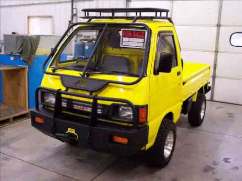 Daihatsu build video