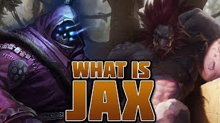 What Race is Jax? (Ezreal's Field Notes)