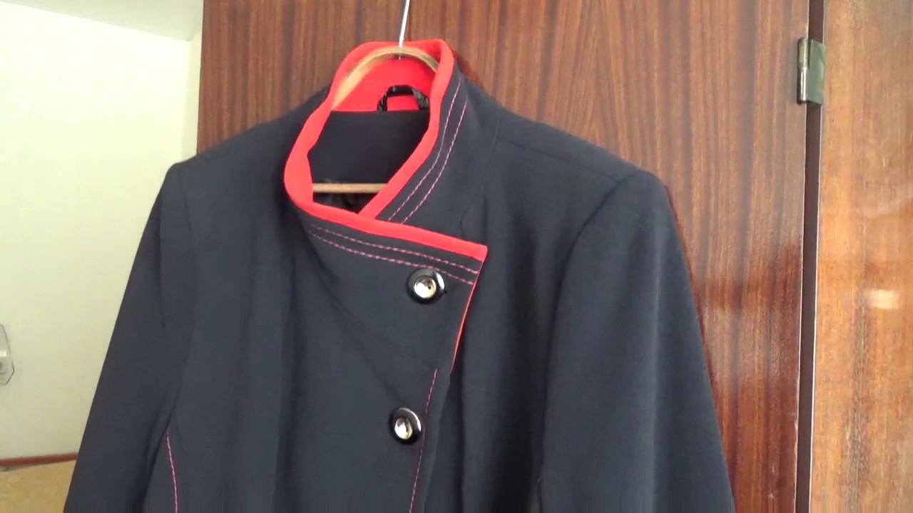 Как сшить подол пальто 61