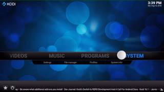 شرح طريقة مشاهدة قنوات OSN & Bein sport على برنامج kodi