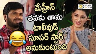 Director Anil Ravipudi Making Hilarious Fun of Mehreen
