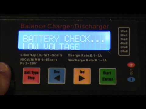 Dead Lipo Battery Recovery II
