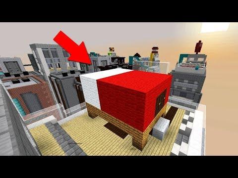 ДОМ В КРОВАТИ НА БЕД ВАРСЕ! - (Minecraft Bed Wars)