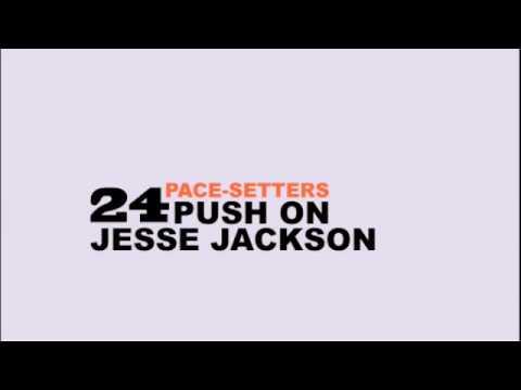 Pace-Setters Push On Jesse Jackson
