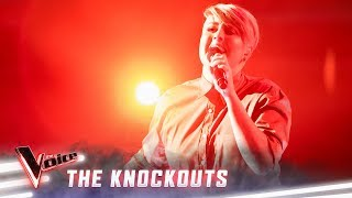 The Knockouts: Kim Sheehy sings 'In My Blood' | The Voice Australia 2019