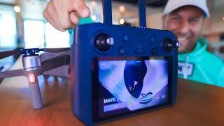 DJI Smart Controller - How smart is it? (DJI Mavic 2 Pro - 2019)