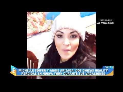 Michelle Soifer Y Angie Arizaga: Así Conquistan Nueva York
