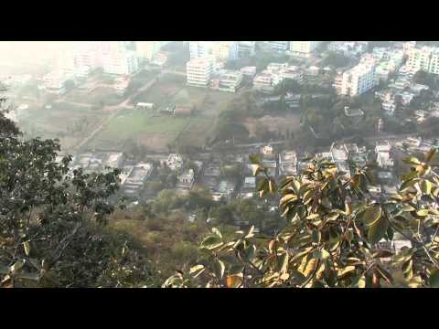 Vijayawada Gunadala Hill Top N City View video