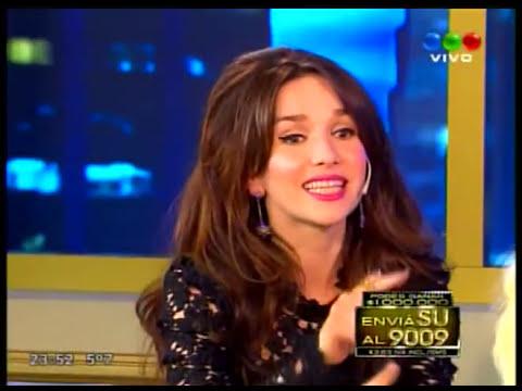 Natalia Oreiro . Venenosos de Siempre . SG 16.09.2013