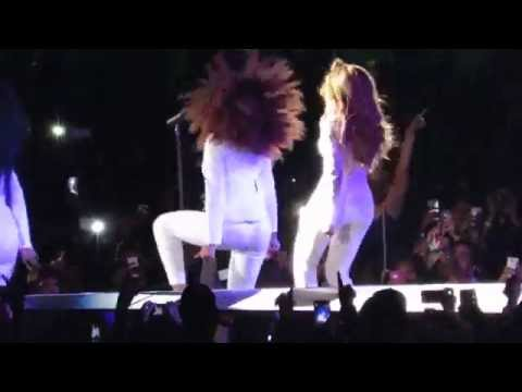 Tickethurry Beyoncé - Love On Top On The Run Tour video