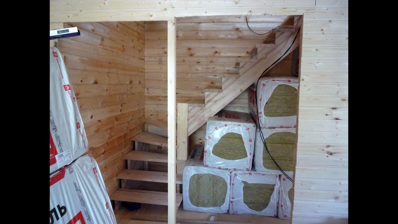 Как правильно сделать обрешетку из брусков в деревянном доме