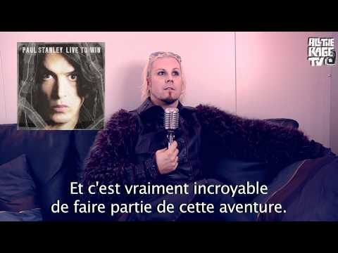 John 5 - Interview at Hellfest (ALL THE RAGE TV)