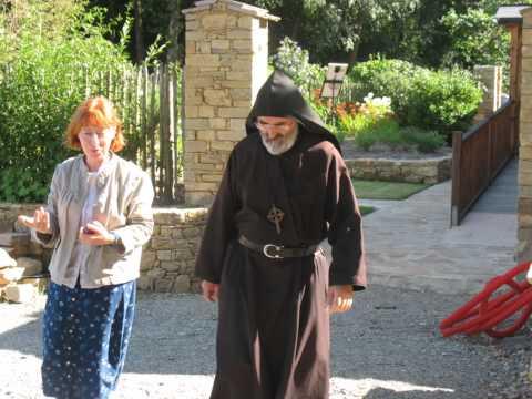 Visite à nos frères et sœurs de l'Eglise orthodoxe celtique 1/2