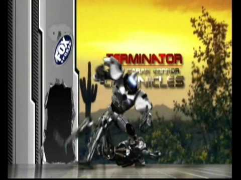 Terminator The Sarah Connor Chronicles (T888 vs Foxbot)