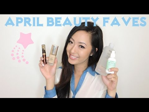 FAVORITES: April 2013 Top Beauty Picks [plus NEW D&G Matte Liquid Foundation]