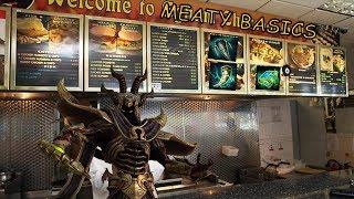 Hades - Meaty basics