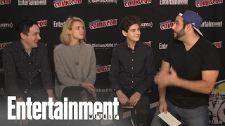'Gotham' Cast Says The Show 'Absolutely' Parallels Donald Trump At NYCC 2016 | Entertainment Weekly