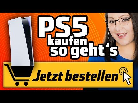 PS5 kaufen - NEUE Tipps! Erhöht eure Chancen auf einen PS5 Kauf!