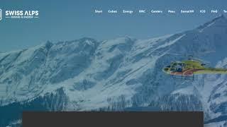 Swiss Alps - обзор ICO.