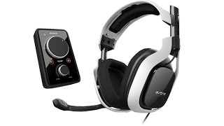 Unboxing Astro A40 BLANCO ED.2013 + MIXAMP PRO
