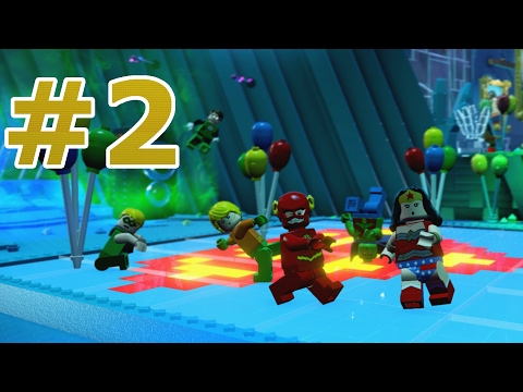 LEGO Dimensions: LEGO Batman Movie Story Pack Walkthrough - Chapter 2 (The Fortress Of Solitude)