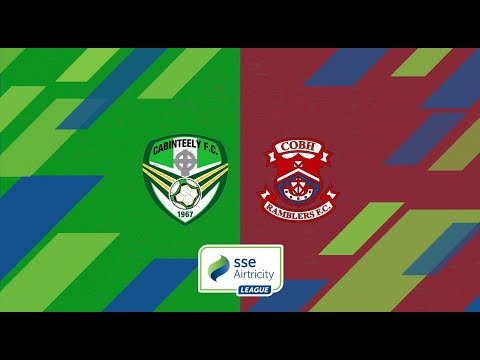 First Division GW6: Cabinteely 1-0 Cobh Ramblers