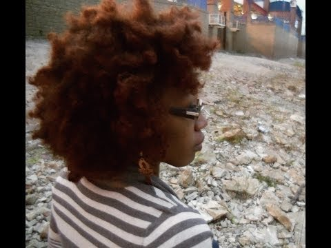Hairfinity 3 Months Update on Natural Hair