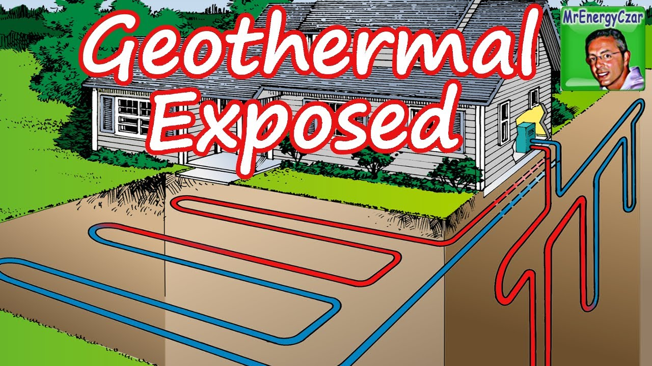 Geothermal Power Home Geothermal Power Exposed