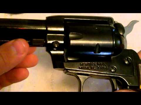 Heritage Arms Rough Rider 22lr informative review