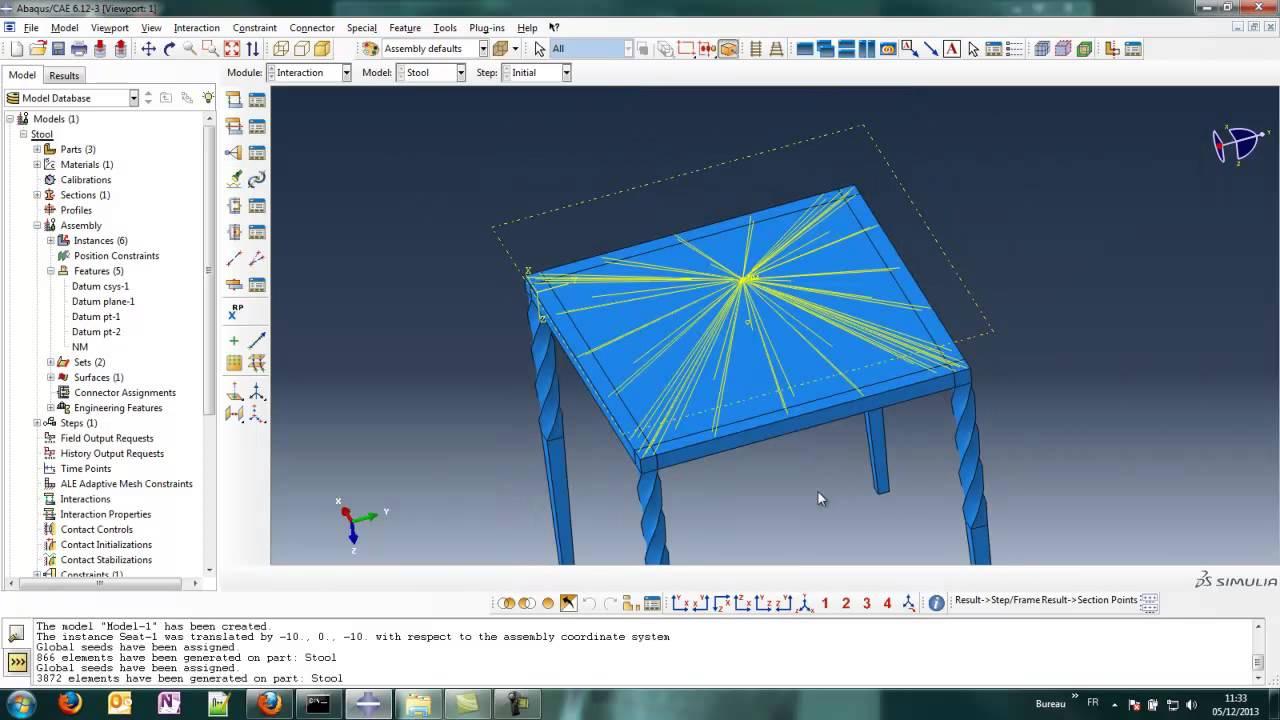 Abaqus Cae Formation Training Aluminium Structural