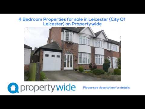 4 Bedroom Properties for sale in Leicester (City Of Leicester) on Propertywide