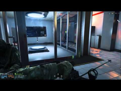 Battlefield 4 Блочный лук ФАНТОМ