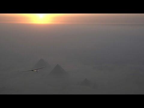 """Solar Impulse 2 en route vers Abou Dhabi: """"Tout se passe bien"""""""