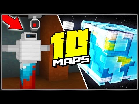 10 Minecraft Maps You'll Want To See