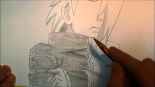 Drawing Deidara