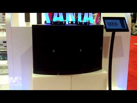 InfoComm 2014: Renkus-Heinz Displays its VARIAi Speakers