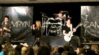 Watch Camryn Set The Night On Fire video