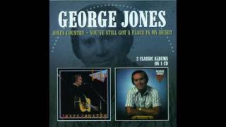 Watch George Jones You Must Have Walked Across My Mind Again video