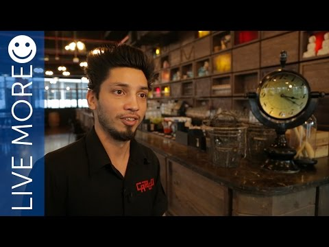 [Meet the staff] Vivek @ Cargo Dubai